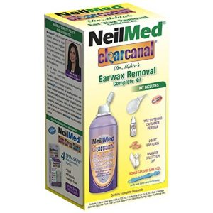 NeilMed Clearcanal Ear Wax Removal Complete Kit 300x300 - What Is The Greatest Method To Take away Ear Wax In 2018