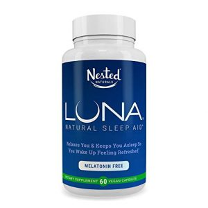 Nested Naturals Luna Natural Sleep Aid 300x300 - What Is The Greatest Over The Counter Sleep Help?