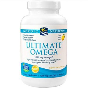Nordic Naturals Ultimate Omega 300x300 - What Is The Finest Omega Three Complement in 2018