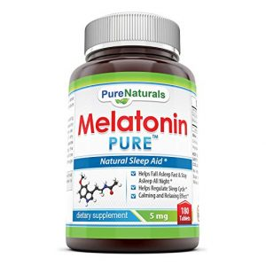 Pure Naturals Melatonin 300x300 - What Is The Greatest Over The Counter Sleep Help?