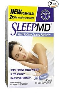 Sleep MD 190x300 - What Is The Greatest Over The Counter Sleep Help?