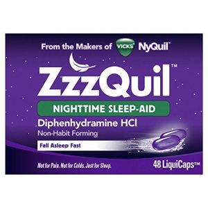 Vicks ZzzQuil Nighttime Sleep Aid 300x300 - What Is The Greatest Over The Counter Sleep Help?
