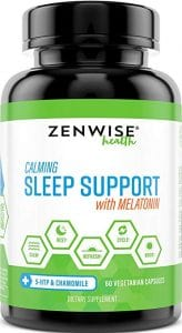 Zenwise Calming Sleep Support 164x300 - What Is The Greatest Over The Counter Sleep Help?