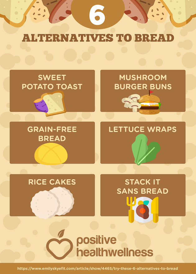 Try These 6 Alternatives To Bread